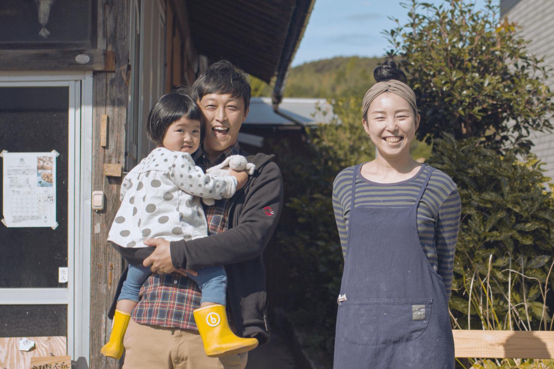 海士町で暮らす幸せ家族を撮った